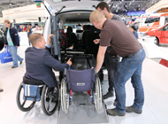 大众让残疾人独立驾车